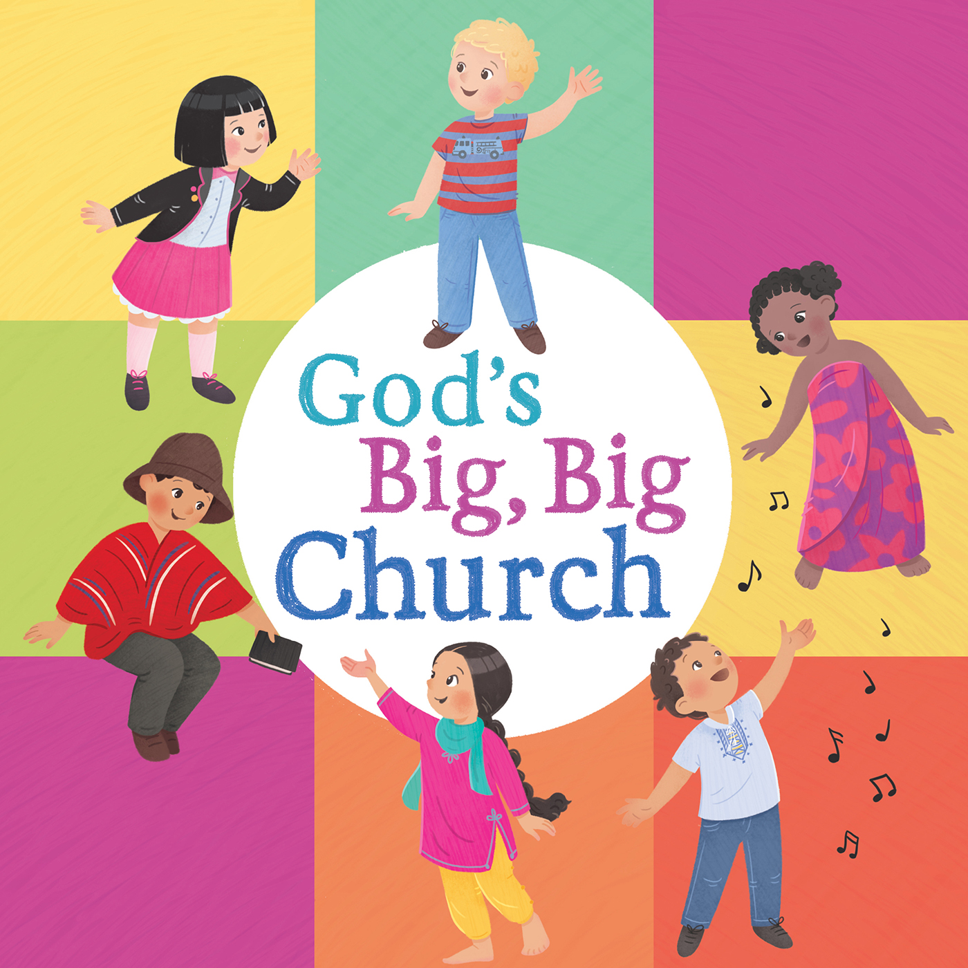 God's Big, Big Church