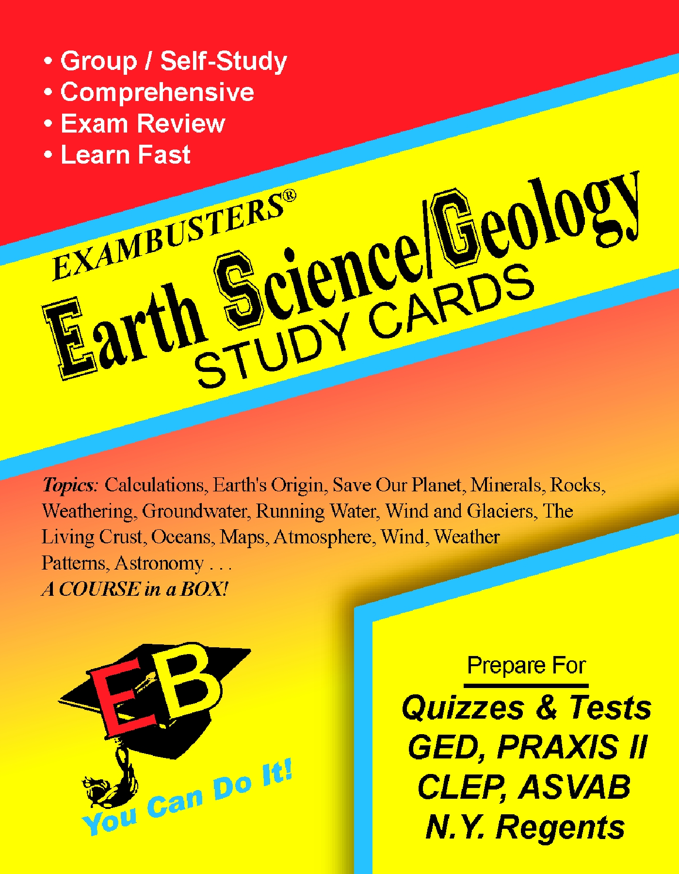 Earth Science - Geology Flash Cards