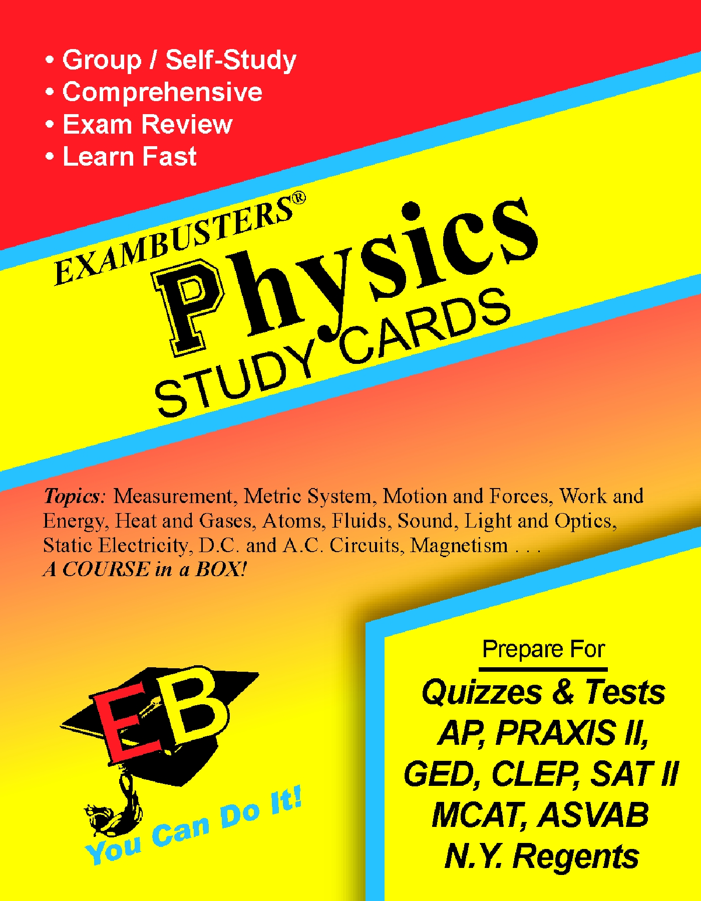 Physics Flash Cards