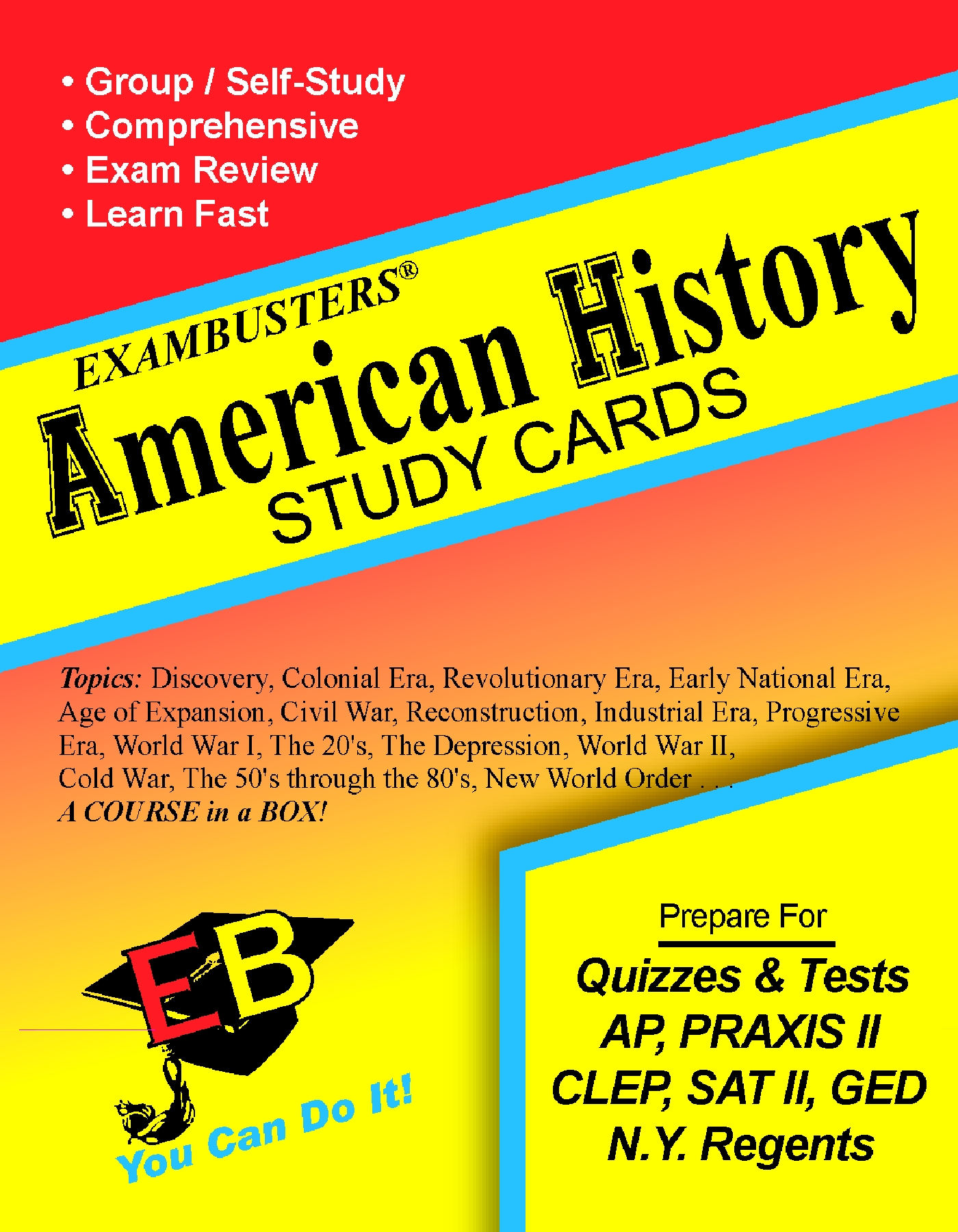 American-US History Flash Cards