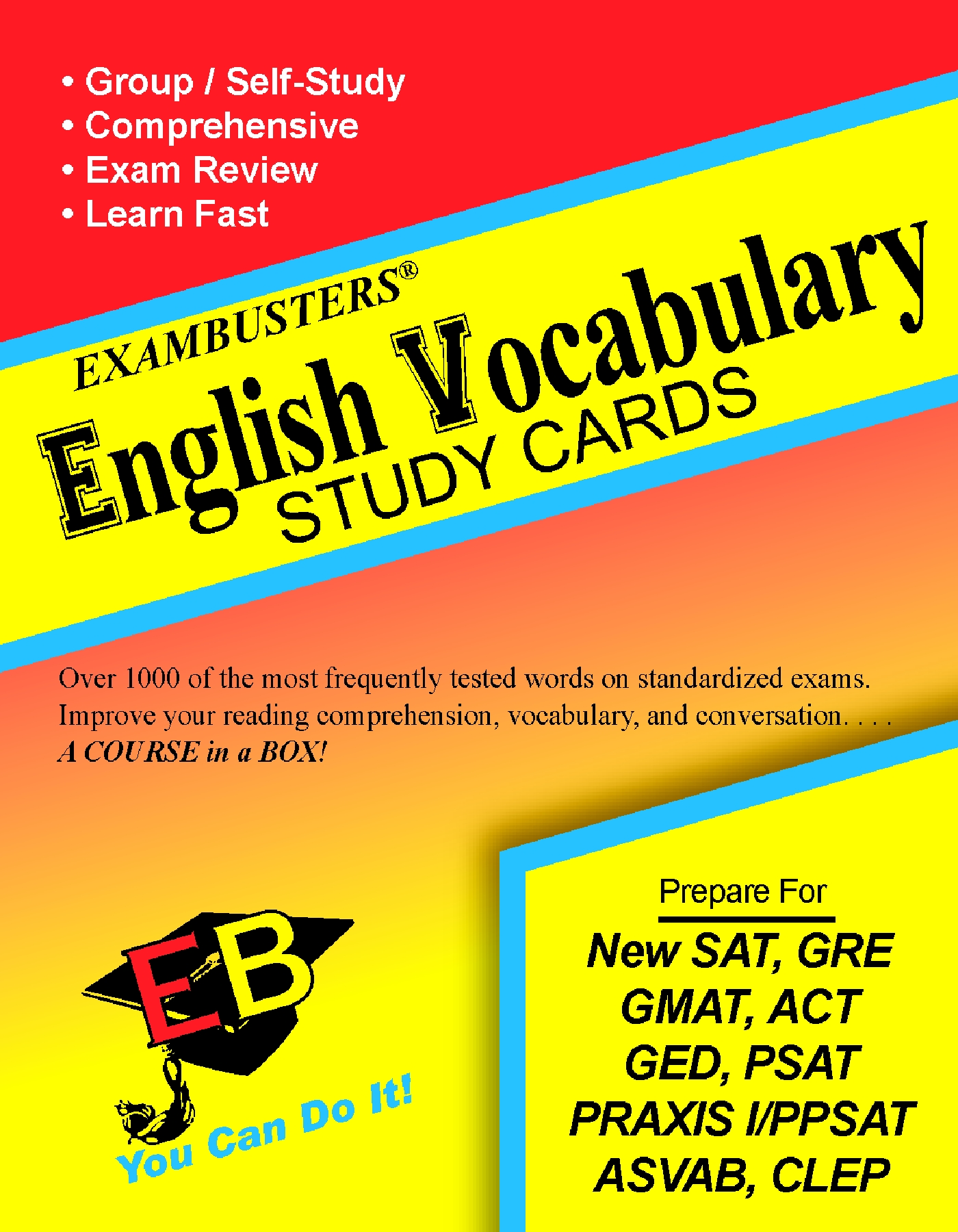 English Vocabulary Flash Cards