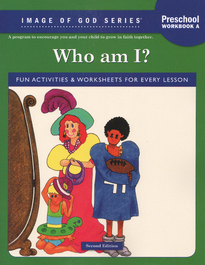 Preschool Workbook A - 2nd Edition