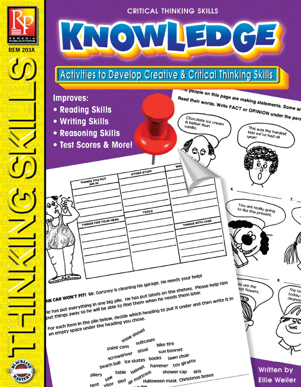 Critical Thinking Skills: Knowledge | eBook