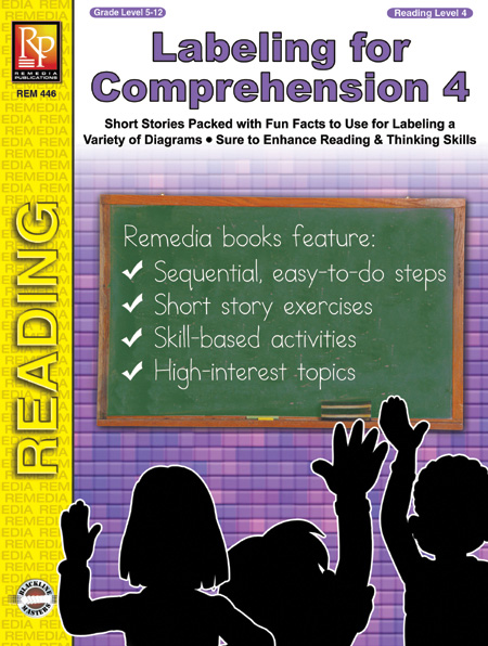 Labeling for Comprehension: Reading Level 4 | eBook