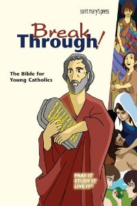 Breakthrough! The Bible for Young Catholics(Paperback) NEW