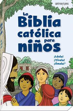 Catholic Children's Bible(Spanish)