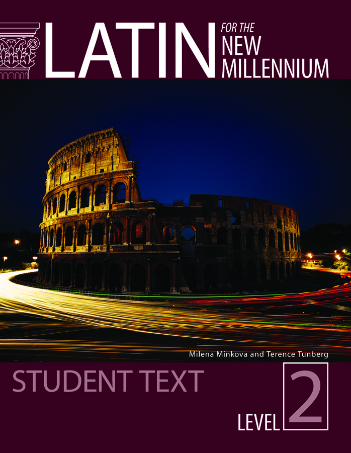 Latin for the New Millennium Level 2