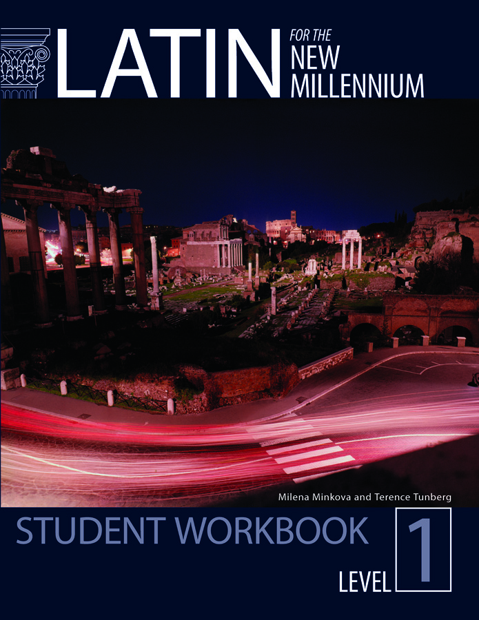 Latin for the New Millennium Level 1 Workbook