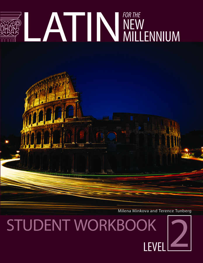 Latin for the New Millennium Level 2 Workbook