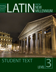 Latin for the New Millennium Level 3