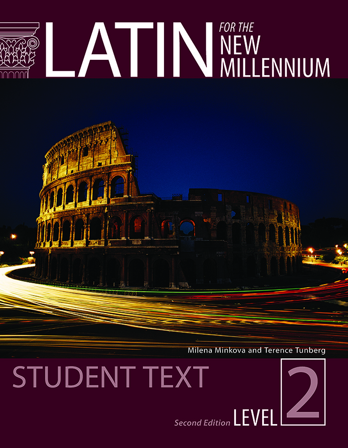 Latin for the New Millennium Level 2 Second Edition Student Textbook