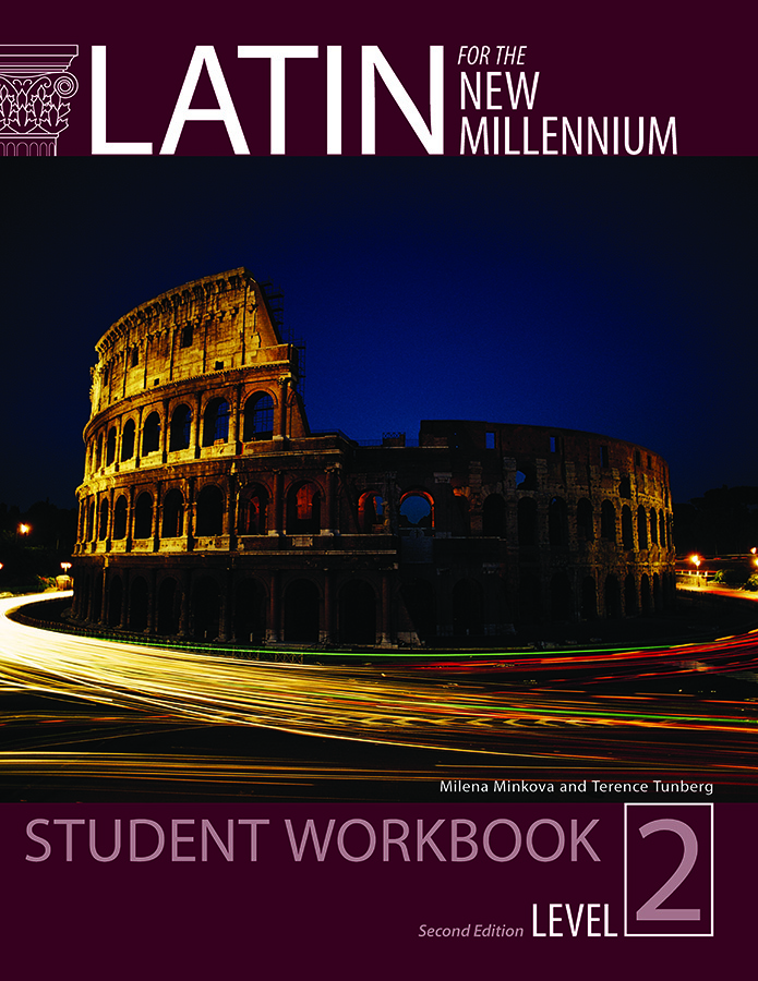 Latin for the New Millennium Level 2 Second Edition Student Workbook