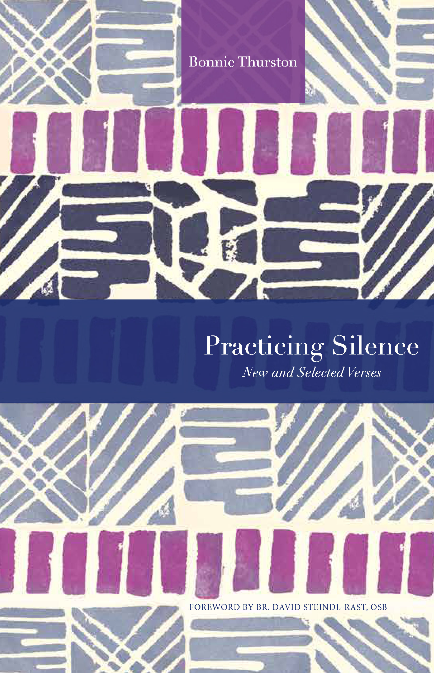 Practicing Silence: New and Selected Verses