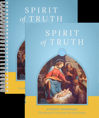 Spirit of Truth Grade K Teachers Edition ebook