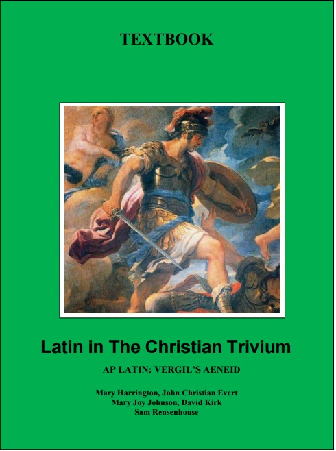 Latin in the Christian Trivium, AP Edition, Virgil's Aeneid, ebook (1-Year)