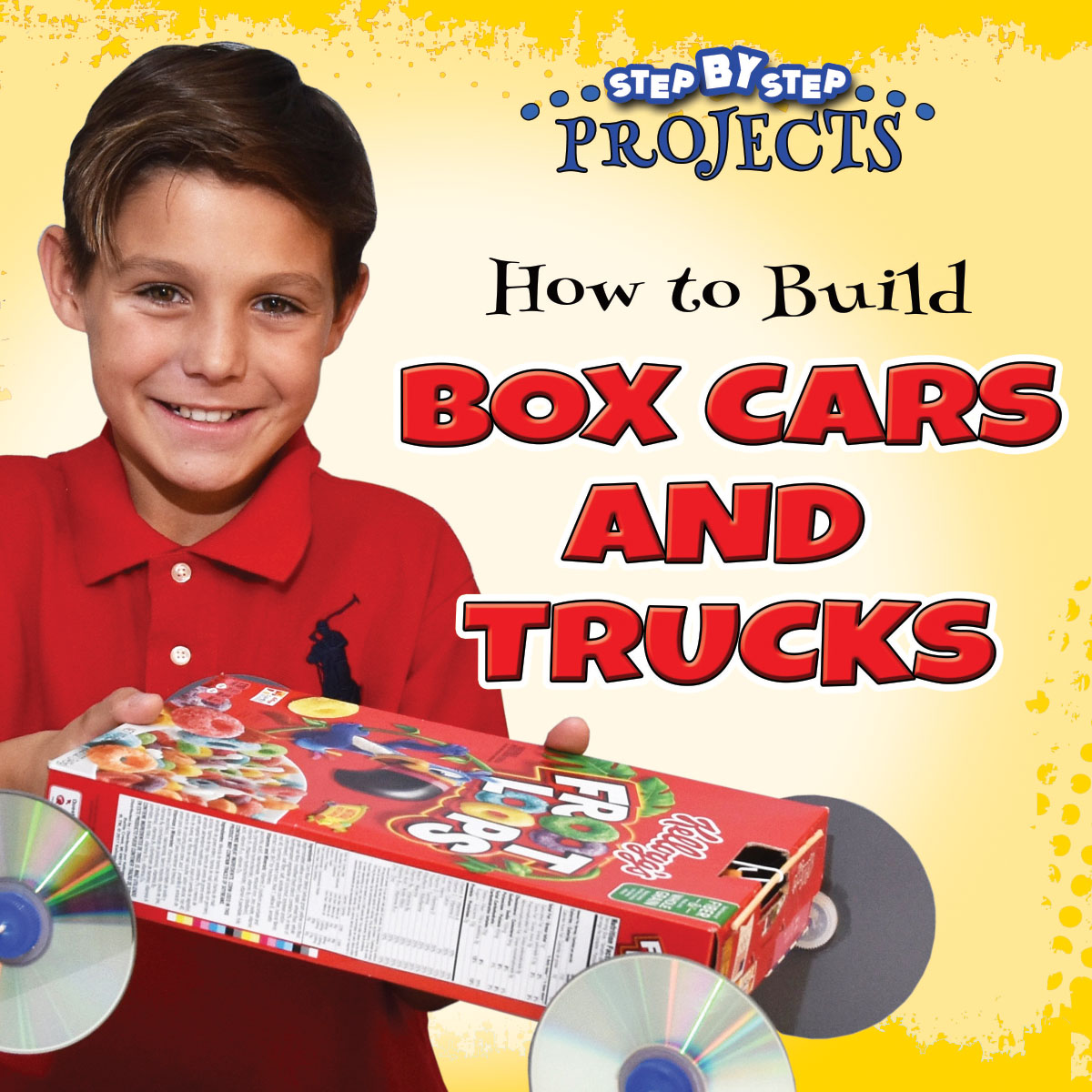 How to Build Box Cars and Trucks