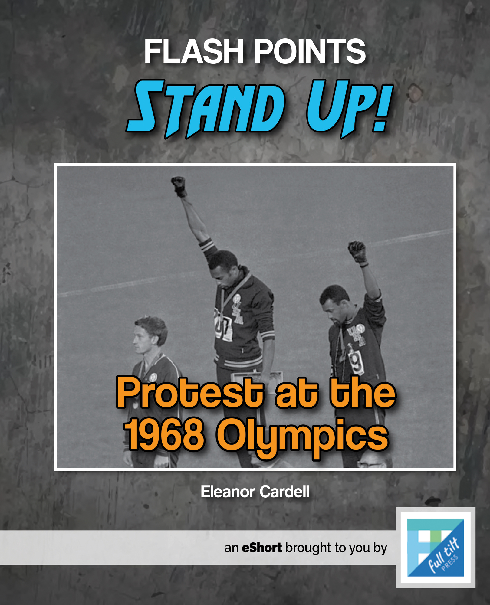 Protest at the 1968 Olympics