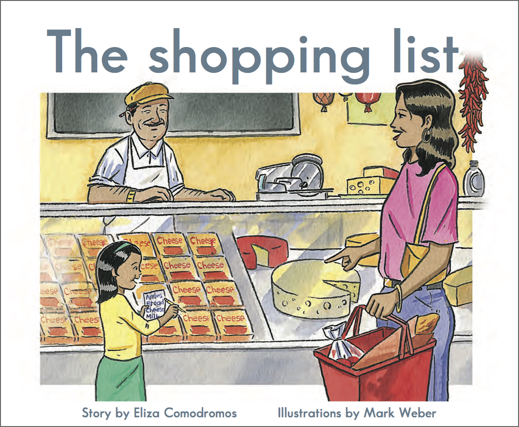 The shopping list