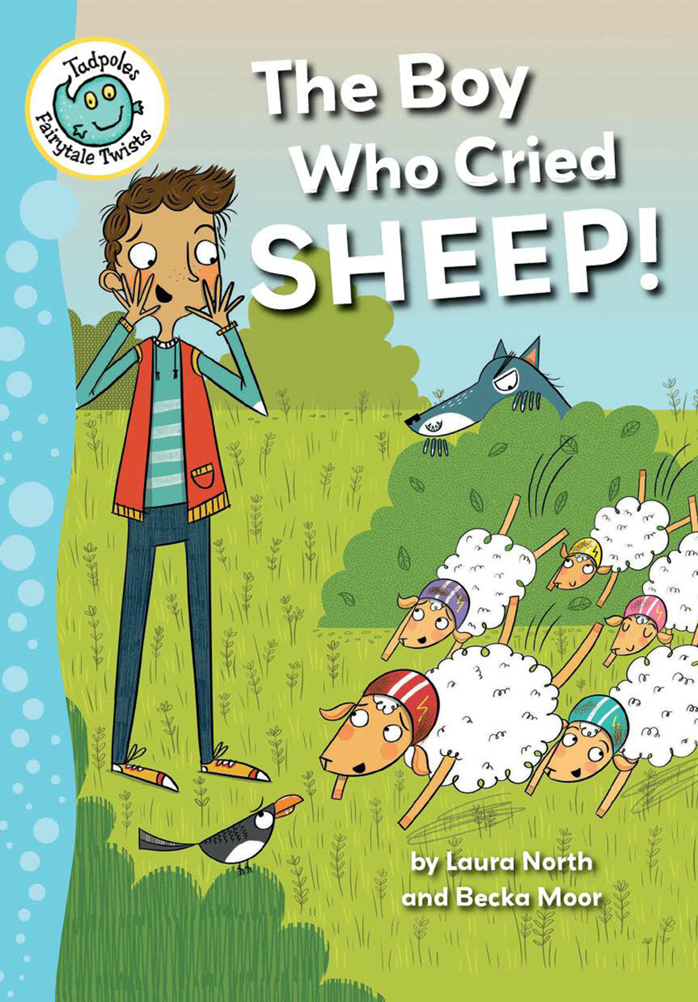 The Boy Who Cried Sheep!