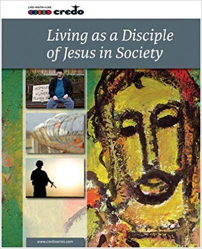 Credo Course 8: Living as a Disciple of Jesus in Society eBook (1 year access)