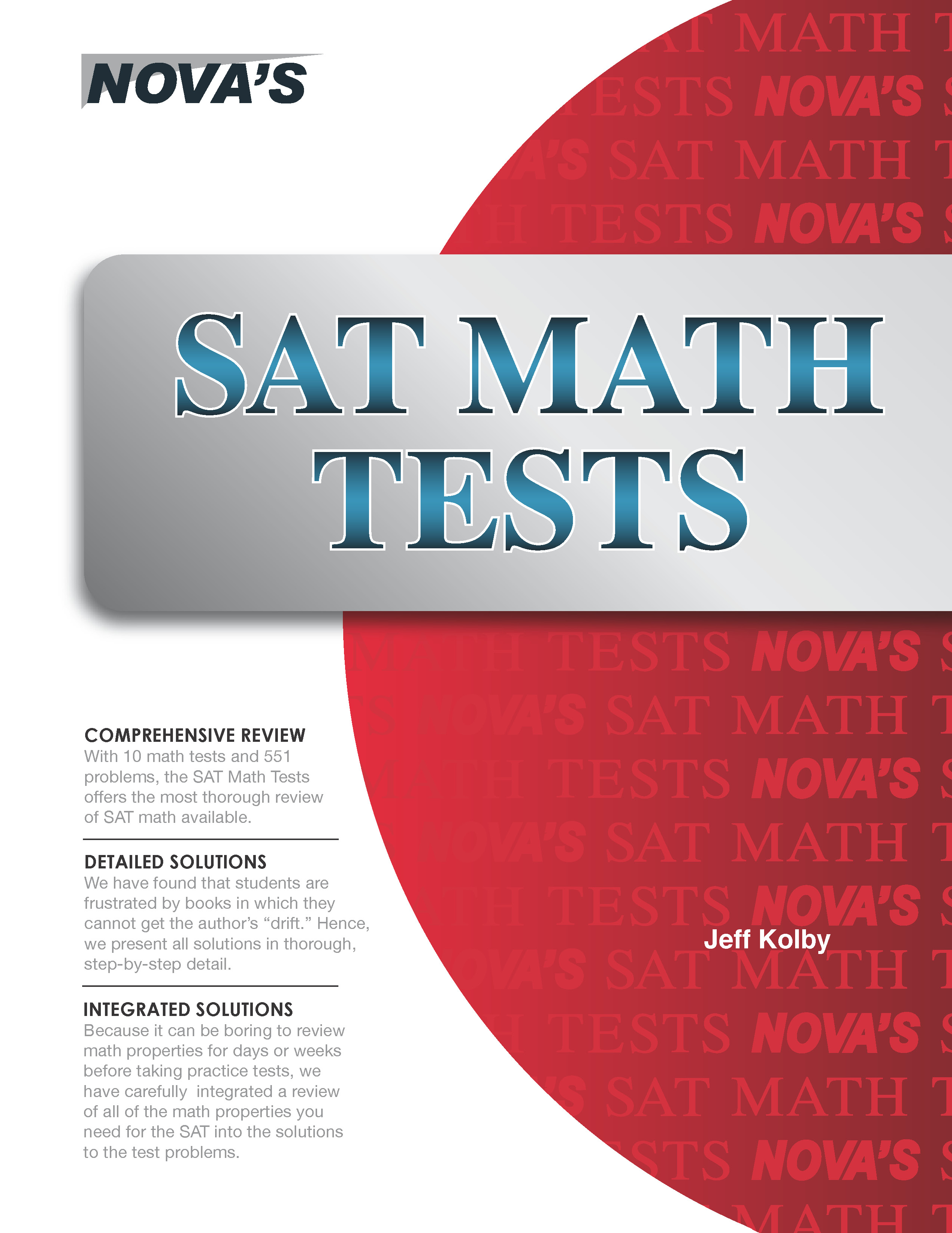 SAT Math Tests: 10 Full-length SAT Math Tests!