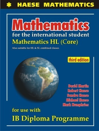 Mathematics for the International Student HL Core  eTextbook