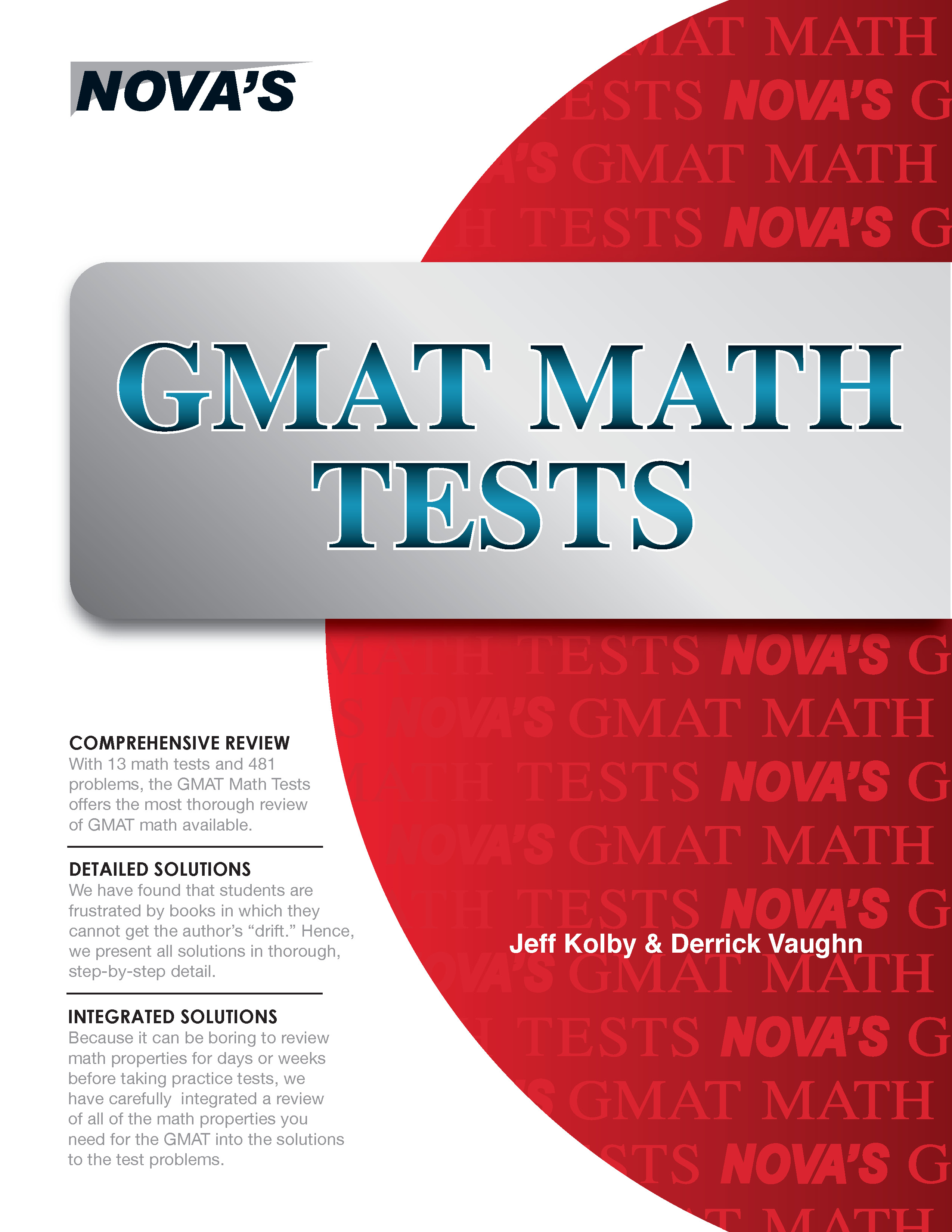 GMAT Math Tests: 13 Full-length GMAT Math Tests!