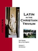 Latin in the Christian Trivium, Volume I PLUS Vol 2, ch1 & 2 ebook (1 Year Access)