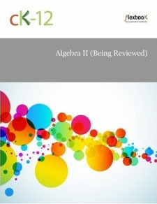CK-12 Algebra 2 (2nd Edition)  Distribution