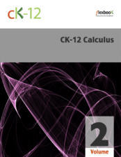 CK-12 Calculus, Volume 2  Distribution