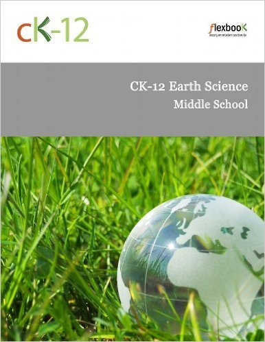 CK-12 Earth Science For Middle School ebook (1 Year Access)