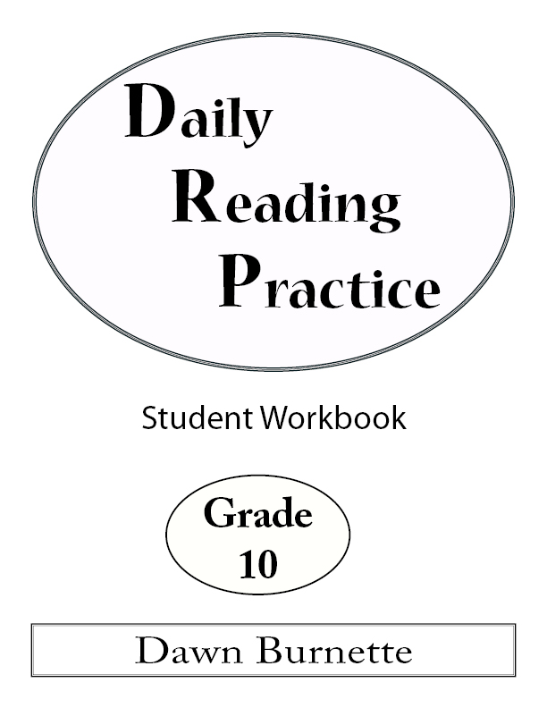 Daily Reading Practice Student Workbook Grade 10