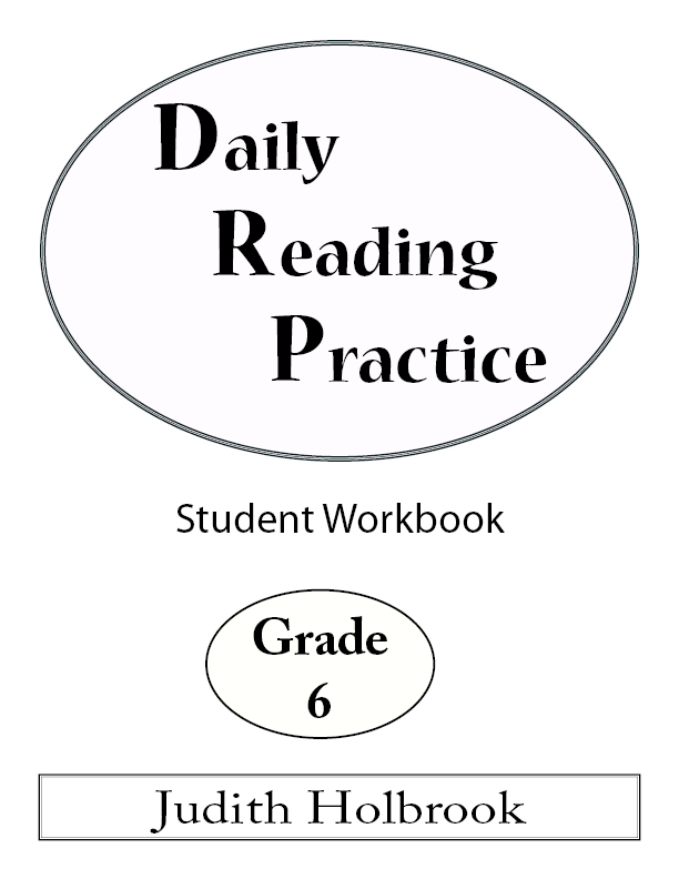 Daily Reading Practice Student Workbook Grade 6