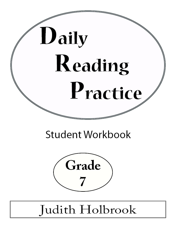 Daily Reading Practice Student Workbook Grade 7