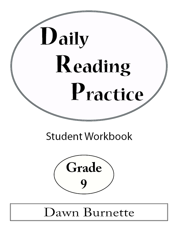 Daily Reading Practice Student Workbook Grade 9